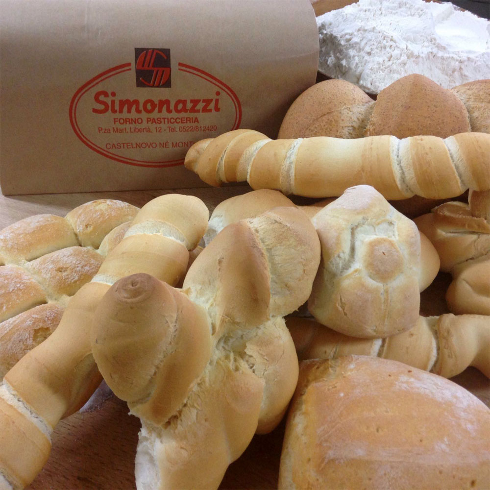 Bread Oven Pastry Simonazzi