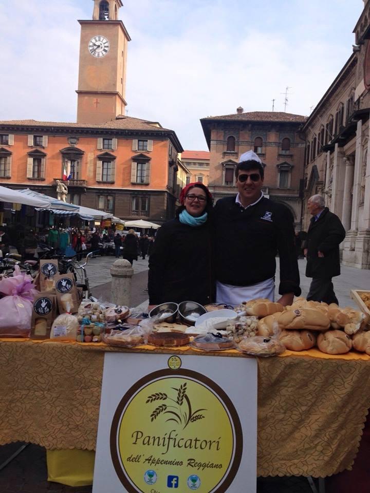 Panificatori dell'Appennino Reggiano a Reggio Emilia