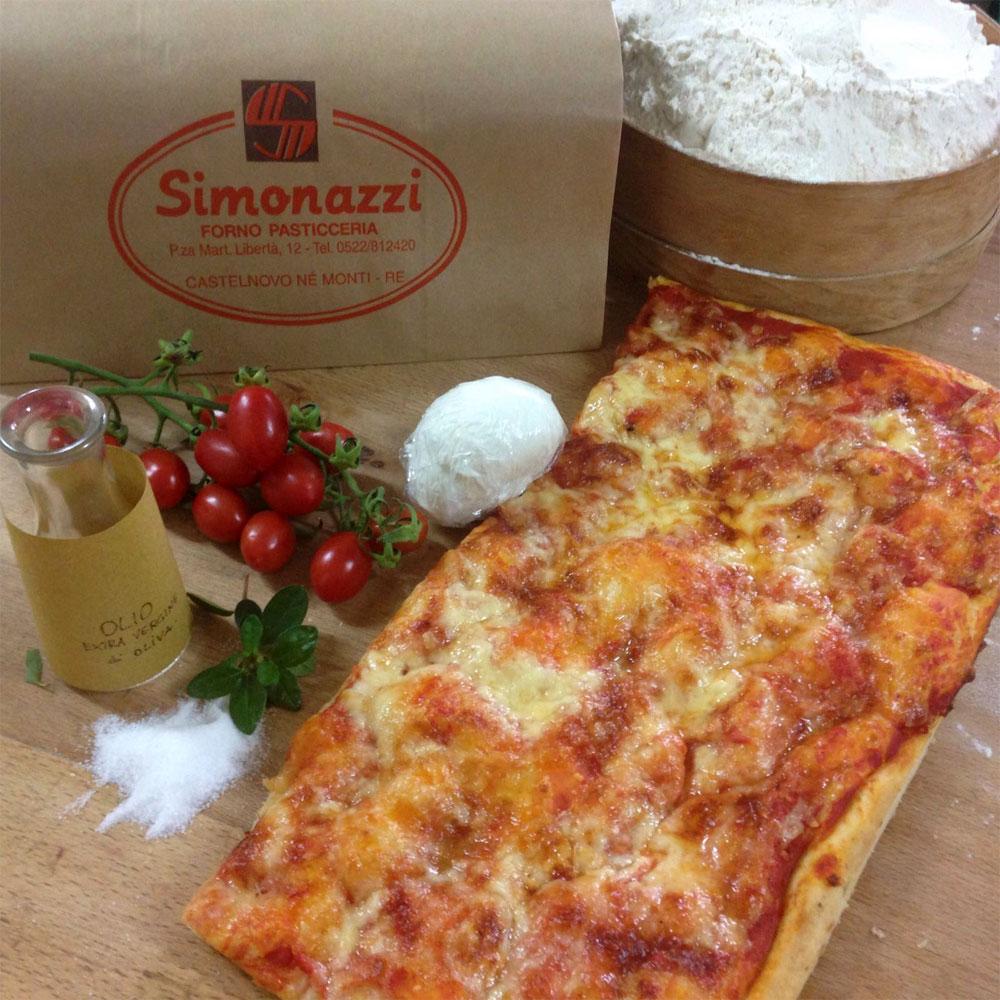 Pizza Oven Simonazzi, Italian Pizza
